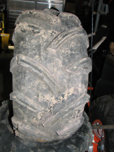 maxxis mud bug  atv tires. phone calls only.