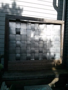 unique Deck Bench / Privacy Screen