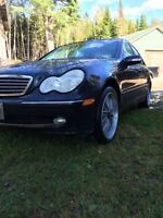 2002 Mercedes for trade or sell!