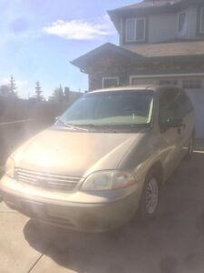 2001 Ford Windstar LX Must Go ASAP