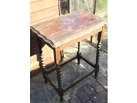 Rectangular wooden table (old)