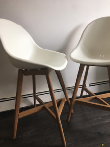 Ikea bar chairs for sale
