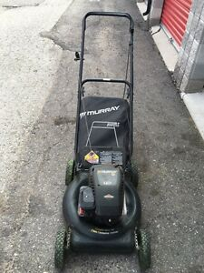 GAS LAWNMOWER NEED GONE TODAY  best offer