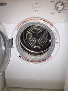 DRYER CONDO Whirlpool Compact Electric EXCELLENT CONDITION
