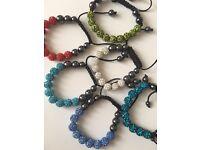 New Stunning Shamballa Bracelet
