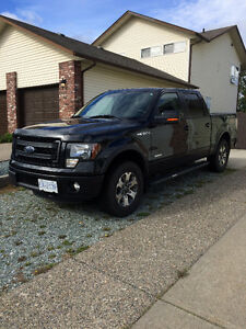 2013 Ford F-150 FX4 CREW CAB ECOBOOST