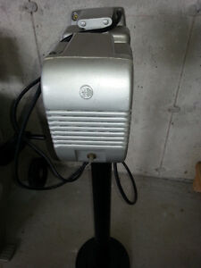 Pair of Drive-in Speakers with head unit and pole