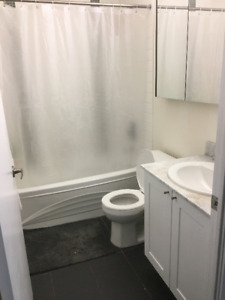 SEEKING FEMALE ROOMMATE - Luxury Square One Condo -Room for Rent