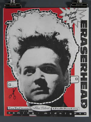 Mask Cut Out - Eraserhead Mask Cut-out Poster 11x14