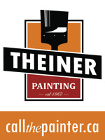 THEINER PAINTING - Professional Painting Contractor