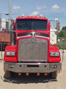1999 Kenworth T800 Heavy Spec Wet Line & CAT