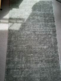 Grey rug 80x150