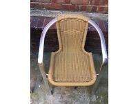 7 garden Chair available