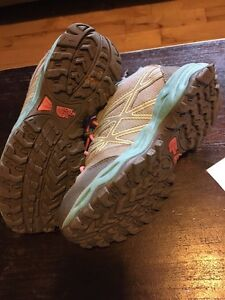 North Face runners - size 2 Peterborough Peterborough Area image 2