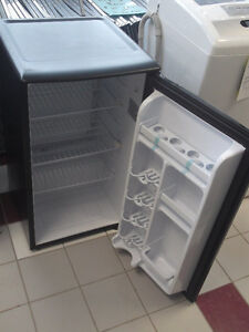 DANBY DESIGNER COMPACT ALL-REFRIGERATOR 3.3 CU FT - USED 3 WEEKS