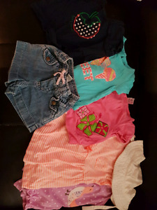 3-6m girls summer lot