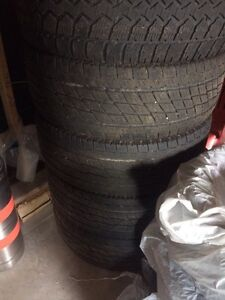 4 tires size 275 65 18