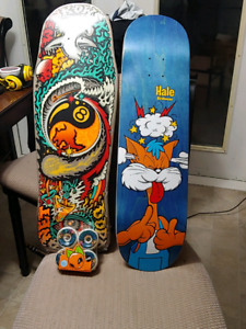LOOKING TO BUY OLD SKATEBOARDS