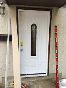 door repair window door and glass services in edmonton kijiji