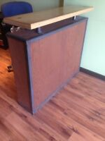Front counter / bar / work top