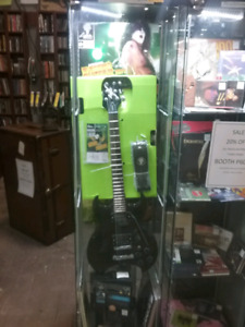 KISS GUITAR - Autographed by Paul Stanley