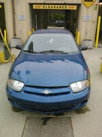 2003 Cavalier Sport Only $2200 need gone.
