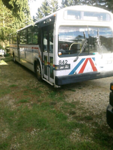 TRANSIT BUS FOR SALE! PERFECT RV PROJECT