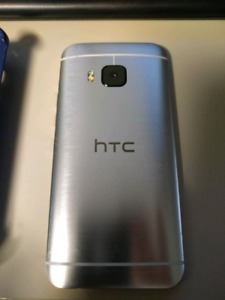 Htc one m9 smartphone great condition