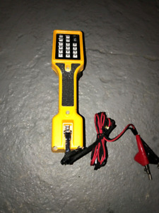 BRAND NEW TS22A Telephone Test Set with Piercing Pin Clips
