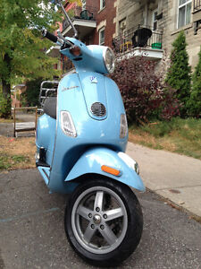 Fancy Vespa LX 50