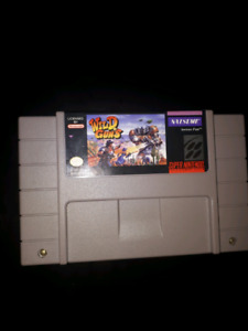 Wild Guns for Super Nintendo