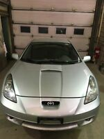 2000 Toyota celica E-TESTED!