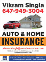 Car & Home & Commercial Insurance