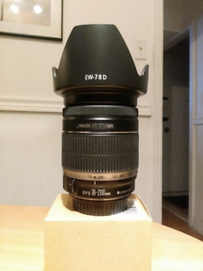 CANON EF-S 18-200mm 3.5-5.6 IS