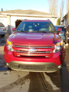 Ford Explorer Limited SUV 2013