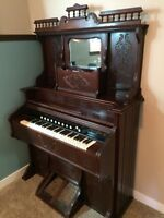 100+ Year old antique Organ for sale