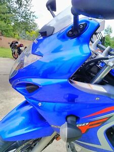 SUZUKI GSX650F 2008 GREAT BEGINER BIKE WITH ONLY 9360 KM ON IT Windsor Region Ontario image 9