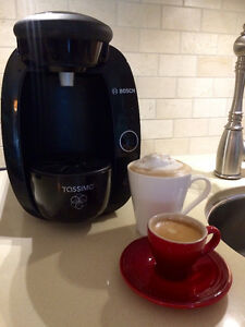 USED BOSCH TASSIMO T20 Multi Beverage System and Coffee Brewer