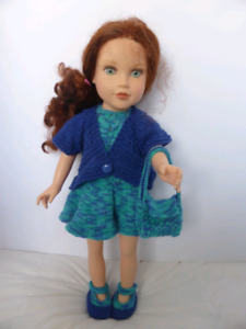 "18"" doll hands brand new outfit - American Girl, Journey Girl+"