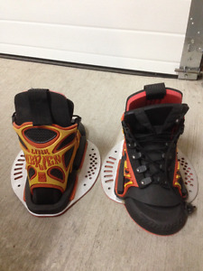 Obrien Adult M-L Wakeboard Boots For Sale