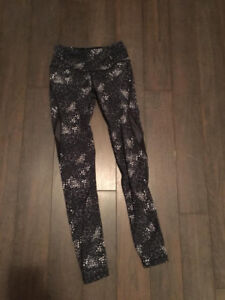 LIKE NEW VICTORIA SECRET KNOCK OUT PANTS SIZE XS FITS A SMALL