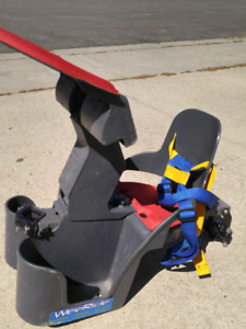 In-Front bicycle baby seat
