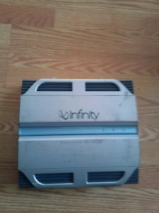 Infinity 7520a amplifier