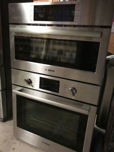 Bosch Built-in Oven & Microwave