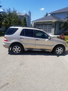 Mercedes ML500 2003 for sale