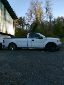 2007 Ford 150 XLT parts truck