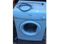 Free spares/repairs. Washing machine