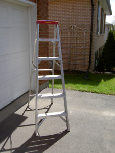 Featherlite 6 Foot Step Ladder