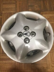 4 Acura Hub Cabs (15 inch) and lock nuts