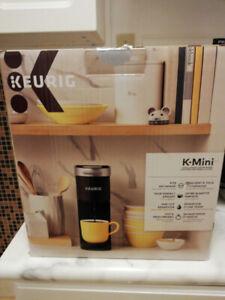 Keurig K-mini / used once